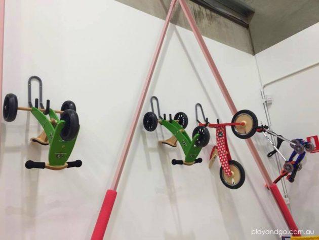 kid hub bikes