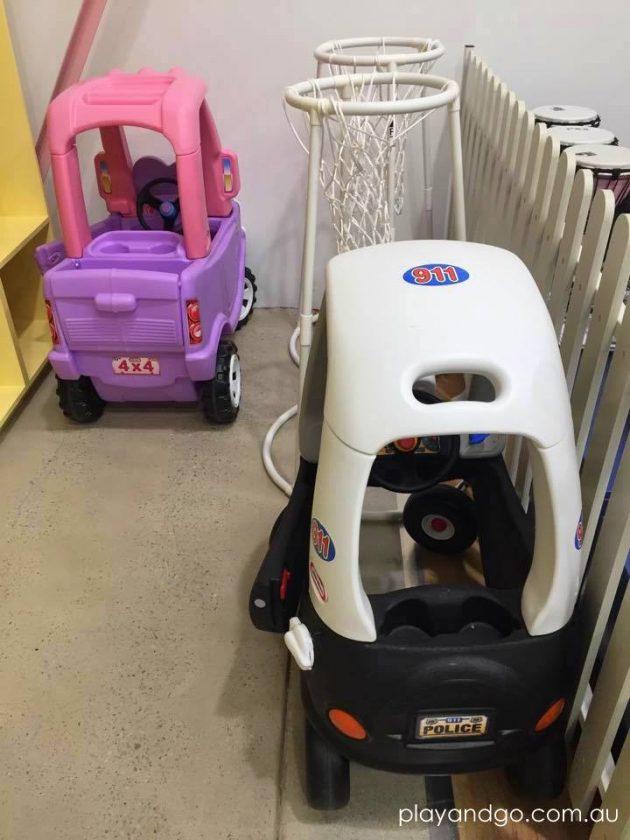 kid hub cars