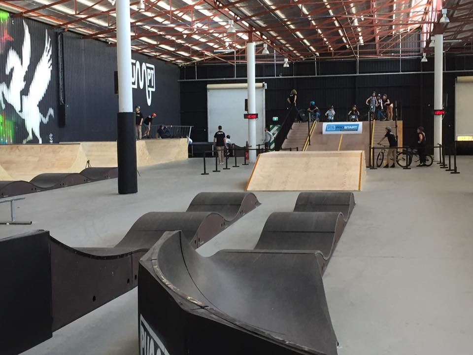 Scooter Ramps For Cars >> Pumpt - Australia's Largest Indoor BMX, Mountain Bike ...