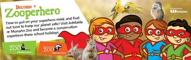 WIN a Family Pass to Adelaide Zoo or Monarto Zoo