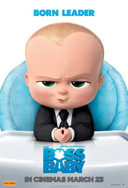 Boss Baby Movie