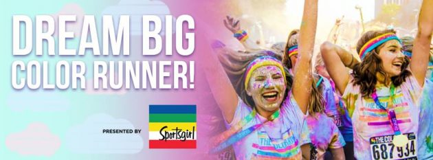 The Color Run Adelaide Dream Tour
