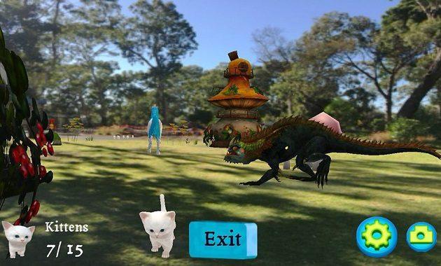 Magical Park - heywood park digital fantasy land