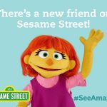 see amazing julia on sesame street