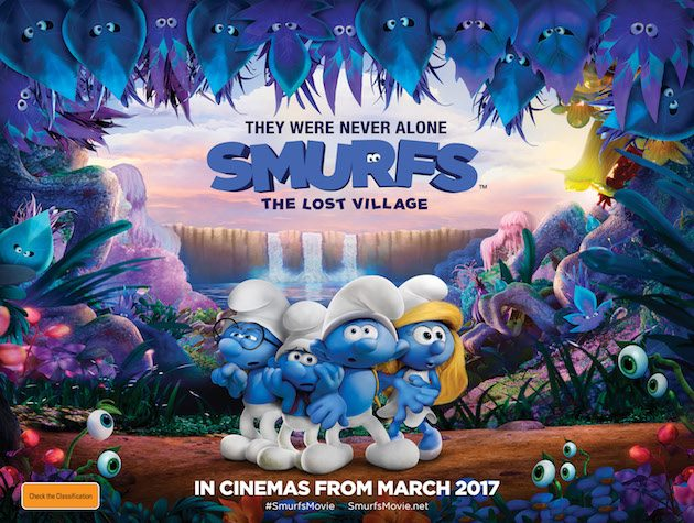 Ended Win Smurfs The Lost Village Movie Tickets