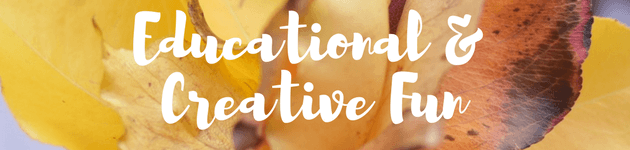 Educational & Creative Fun autumn school holiday