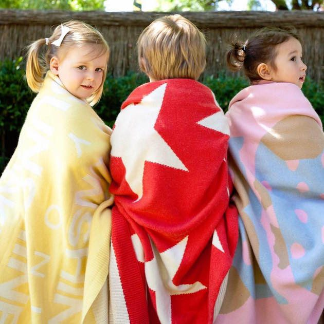 5 of the best stallholders for kids at Bowerbird this May - Maple Tree Blankets