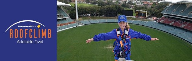 Adelaide Oval roof climb school holidays