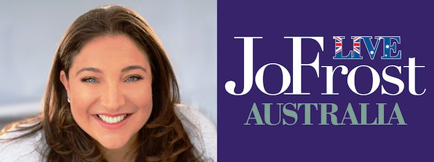Jo Frost Live in Adelaide