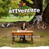 ArtVenture Kids Art Classes Online