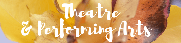theatre & performing arts autumn school holiday