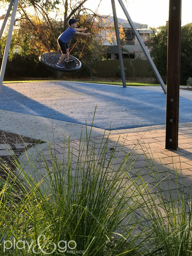 Sitters Memorial Drive Playground Review
