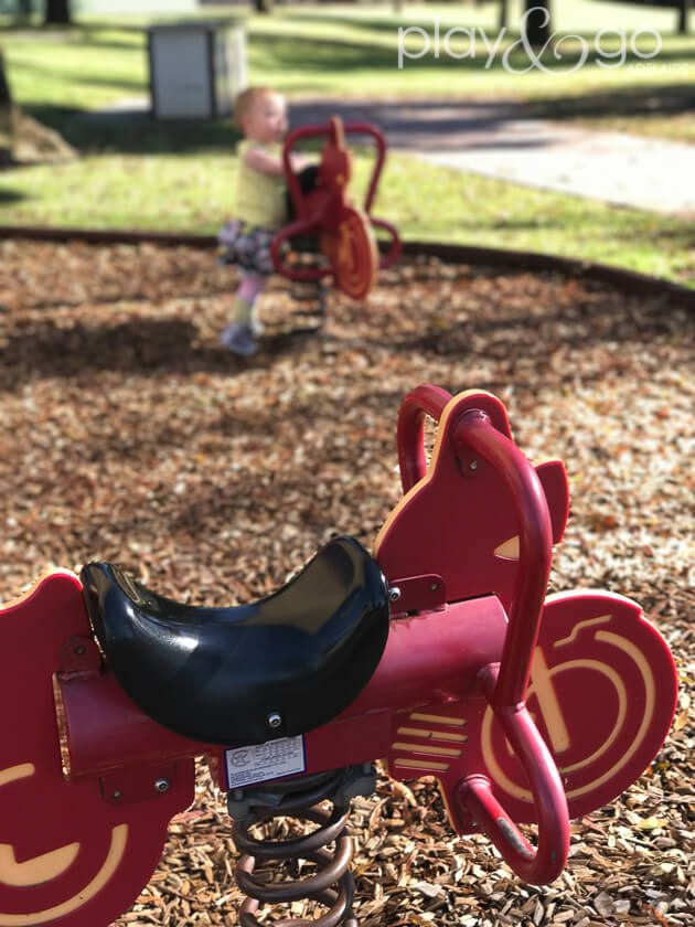 Twelftree Reserve College Park Playground and Fix Specialty Coffee Review