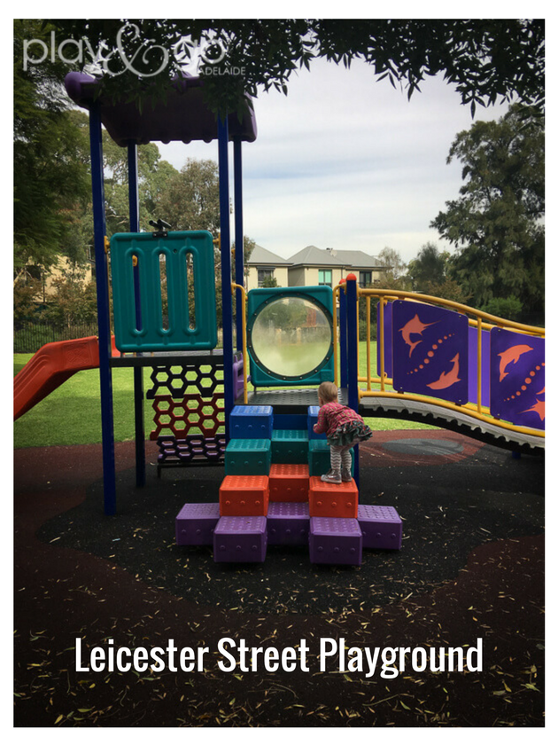 Leicester Street Playground Review