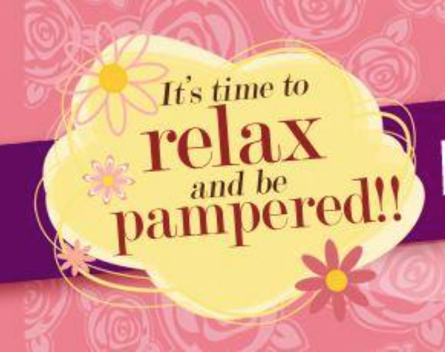 Pamper At Home Spa Night
