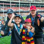 crows port showdown