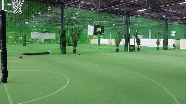 Mega Courts Indoor Sports, Windsor Gardens - Review