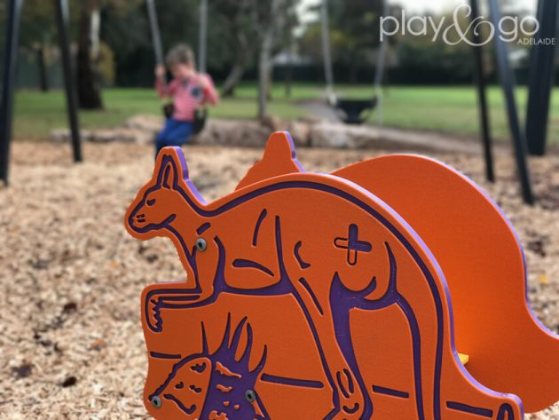 Avenue Road Reserve City of Mitcham New Playground