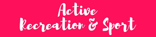 Active Recreation Sport winter school holiday
