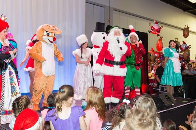 Santa's Wonderland father christmas