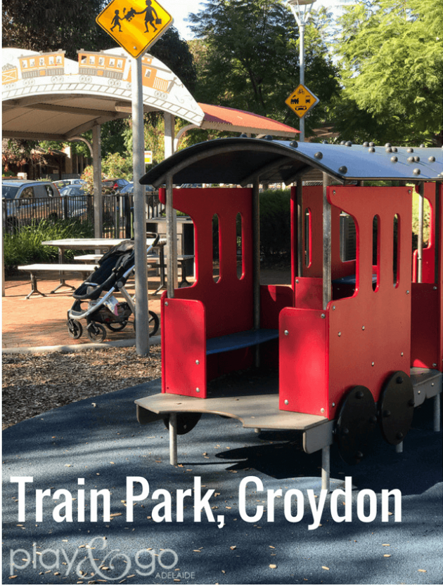 Train Park Croydon Playground Review