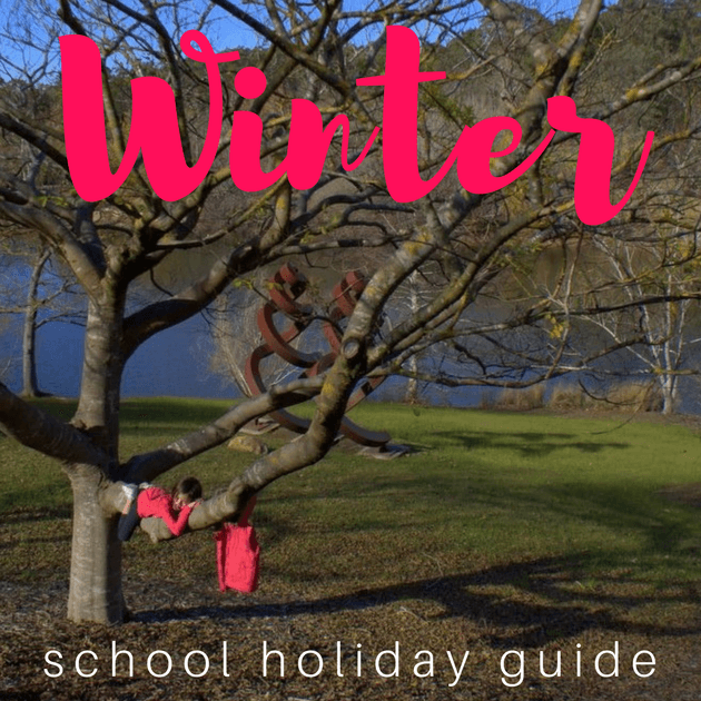 winter july school holiday guide
