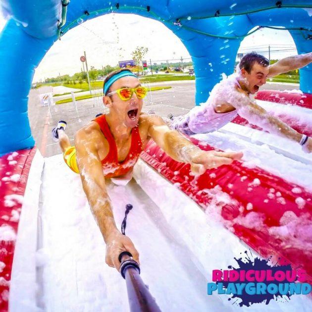 Ridiculous Playground Adelaide 2017