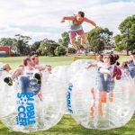 bubble soccer victoria square