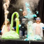 science alive shows