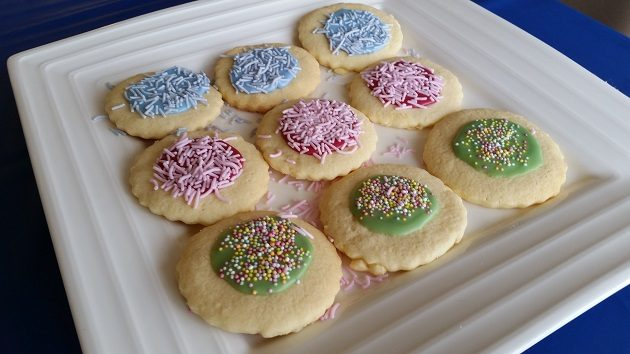 easy biscuit recipe for kids