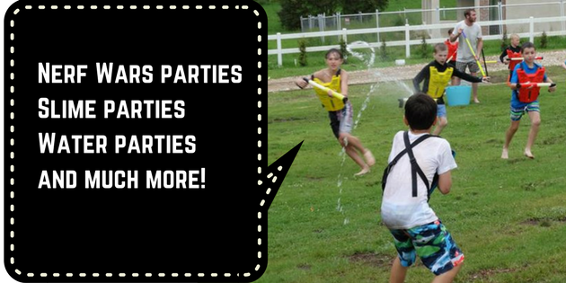 Funtime Kids Parties Adelaide