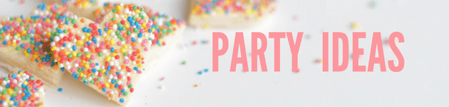 Kids party ideas adelaide