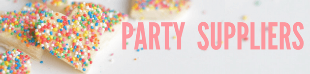 Kids party suppliers adelaide