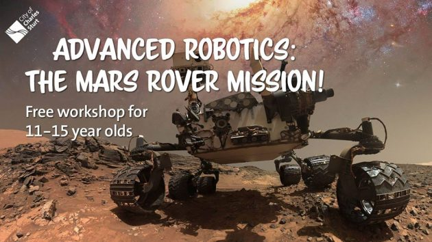 Advanced Robotics: The Mars Rover Mission