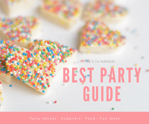 best party guide kids in adelaide