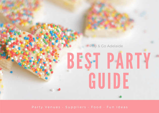 best party guide adelaide