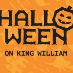 halloween on king william