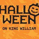 halloween on king william
