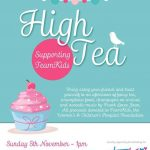 harcourts high tea