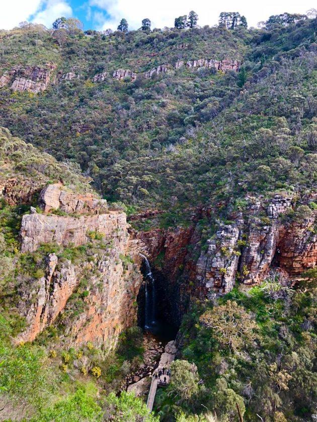 morialta falls walk