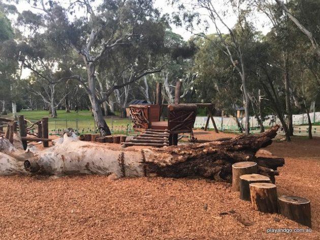 Morialta playground nature playspace