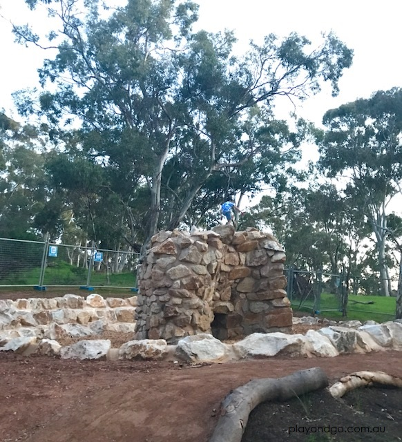 morialta playground stones