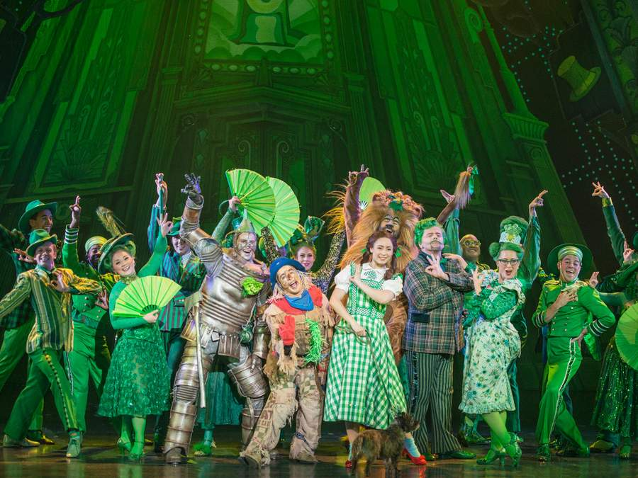 The Wizard of Oz The Musical | Adelaide | Review April 2018 - What\'s ...