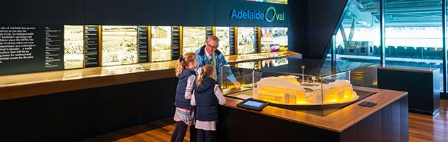 Adelaide School Holiday Activities - Adelaide Oval Tours