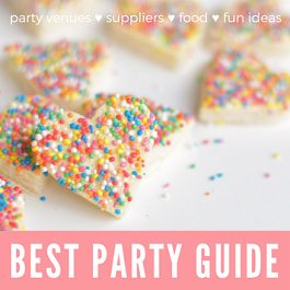 kids birthday party ideas adelaide