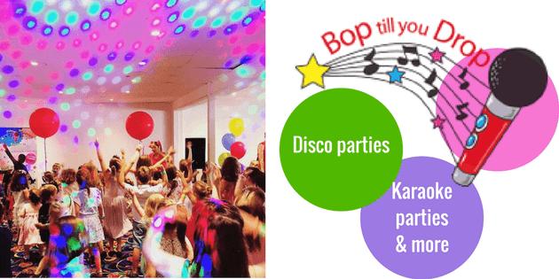 BOP TILL YOU DROP PARTIES