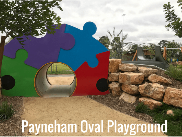 Payneham Oval Playground - Adelaide Playgrounds we love