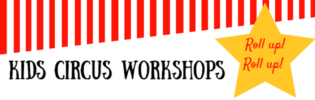 Roll up! Roll up! Elizabeth City Centre Kids Circus Workshops Adelaide School Holidays