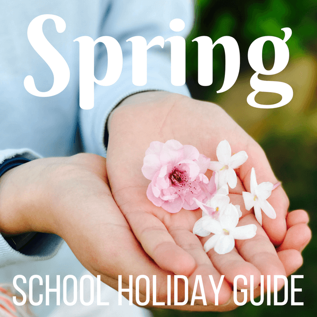 Spring 2020 School Holiday Adelaide