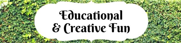 October School holidays educational creative